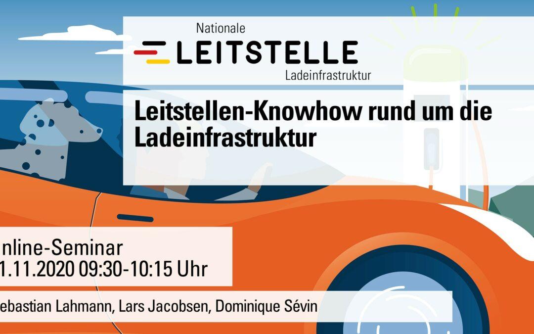 Leitstellen-Knowhow rund um die Ladeinfrastruktur